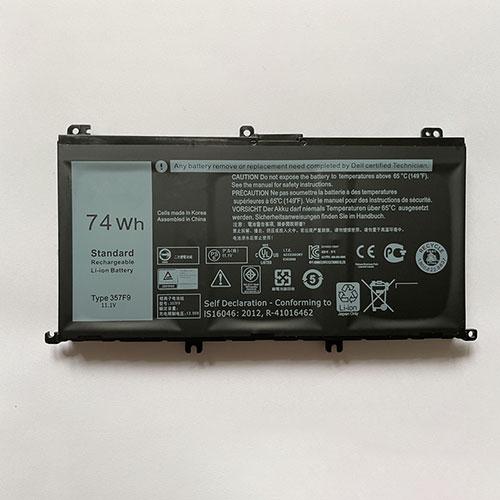 11.1V/11.4V Dell AKKUS