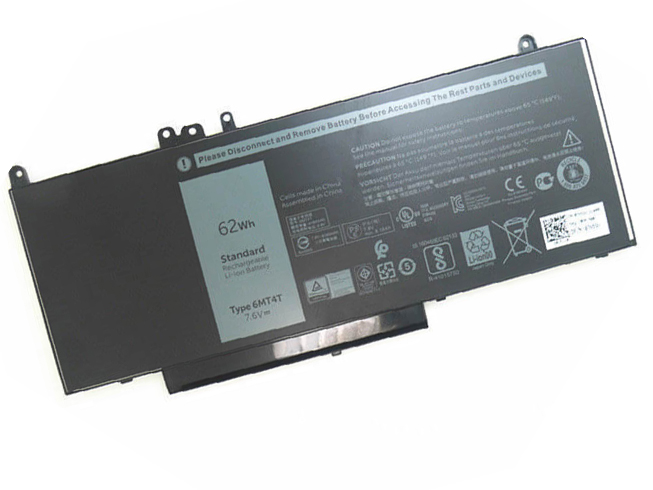7.6V(compatible with 7.4V) Dell AKKUS
