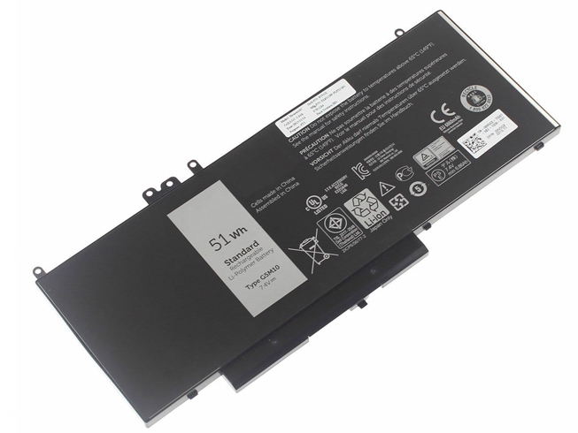 7.4V Dell AKKUS