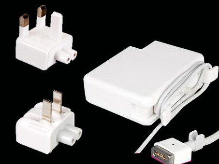 100 - 24v 50 - 60HZ (white) Apple Laptop AC Adapter