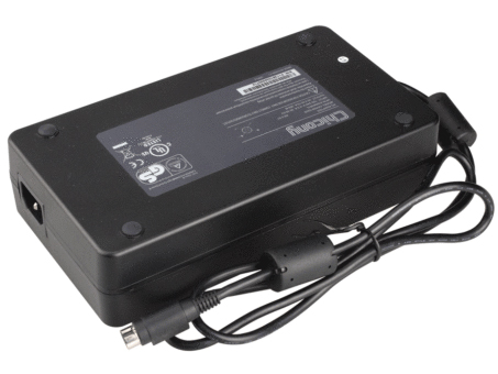 DC 20V ~ 15A / 300W max Clevo Laptop AC Adapter