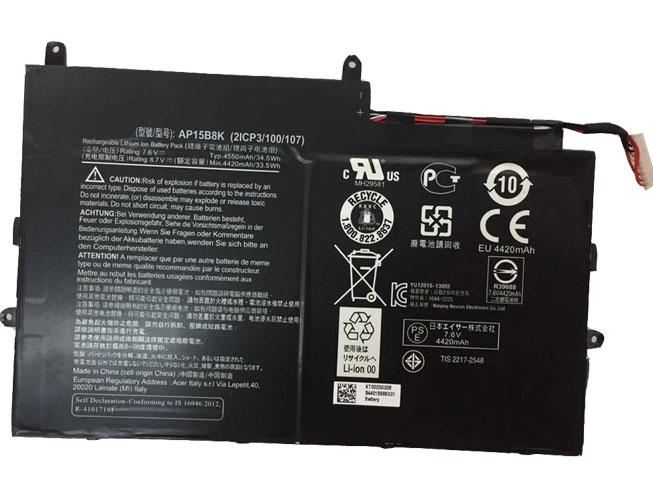 7.6V Acer AKKUS