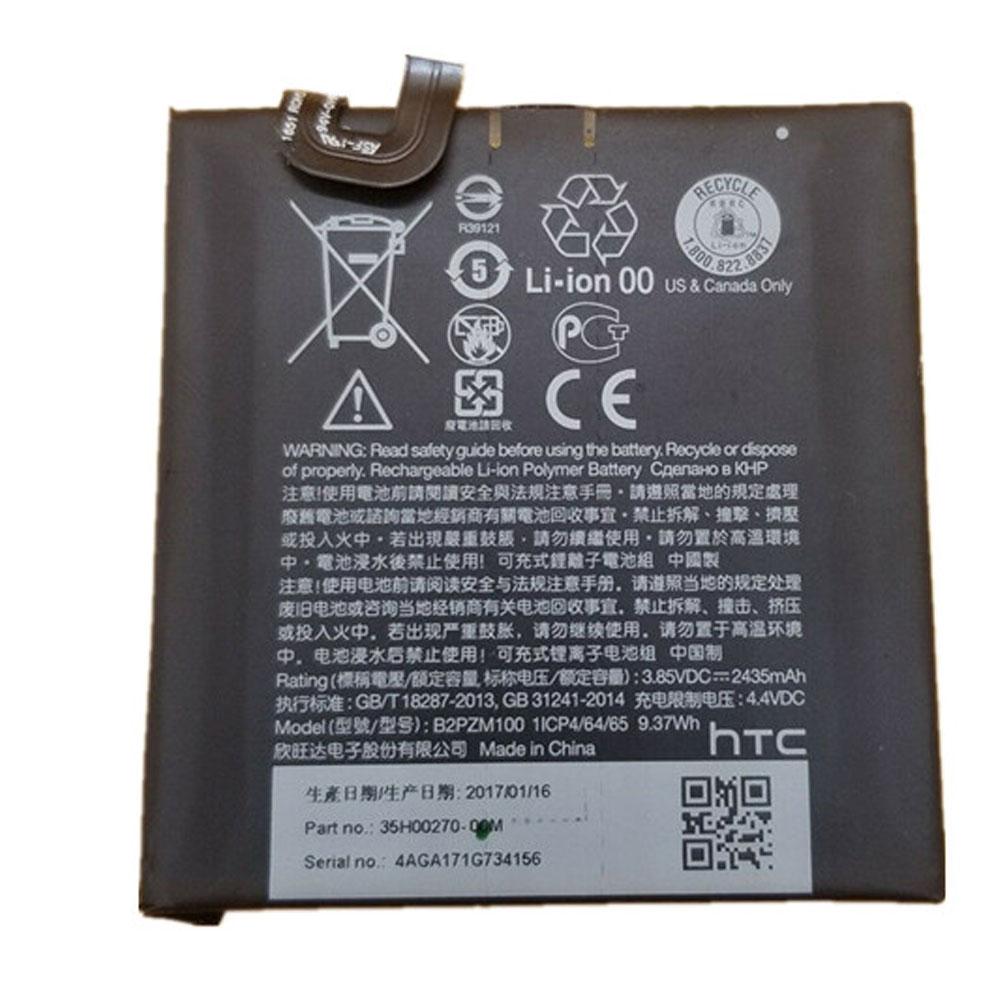 3.85V/4.4V HTC AKKUS