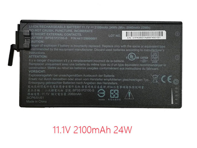 BP3S1P2100-Snotebook akku