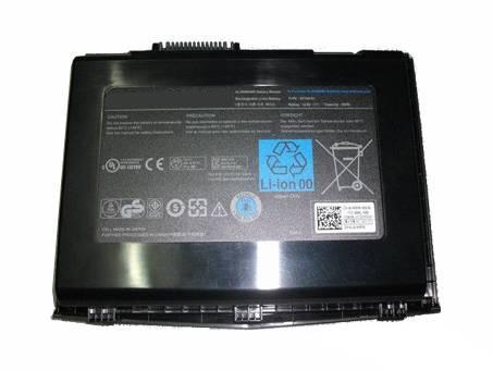 DELL Alienware M18x Seriesnotebook akku
