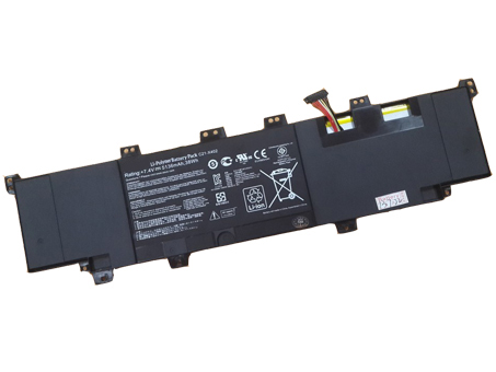 7.4V (not compatible 11.1V) ASUS AKKUS