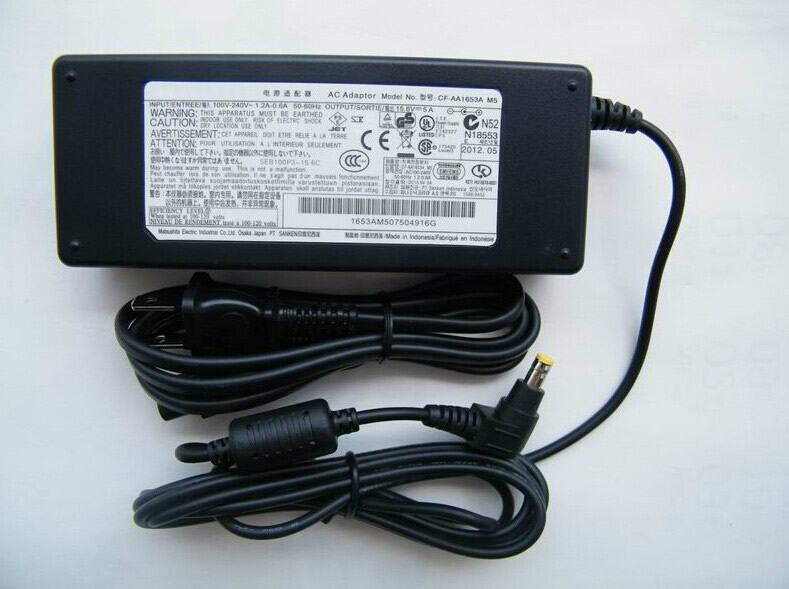 15.6V  5A, 78W 