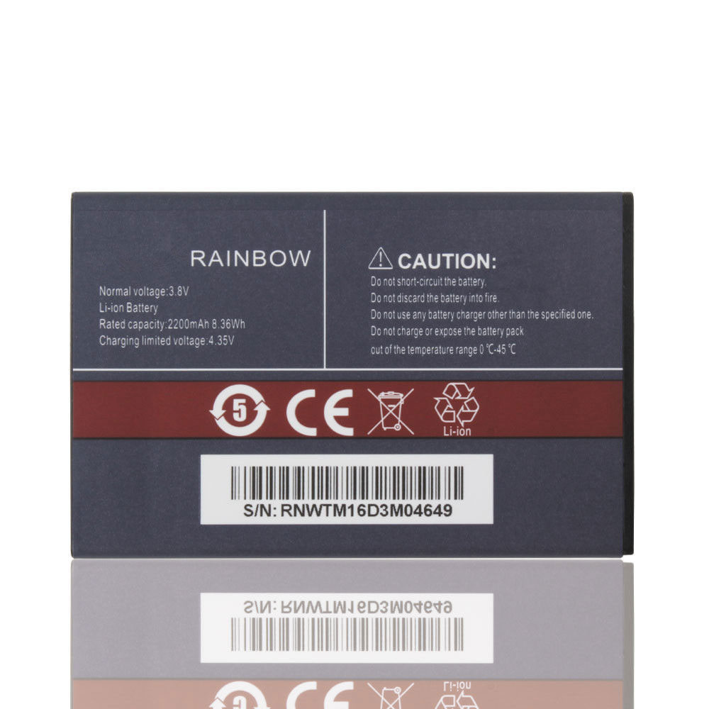 Cubot Rainbow smartp akku