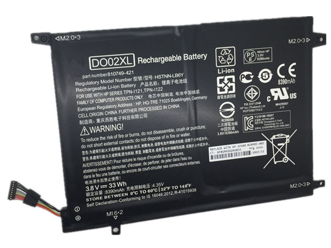 DO02XLnotebook akku
