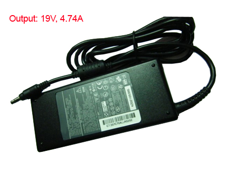 19v, 4.74A, 90W HP Laptop AC Adapter