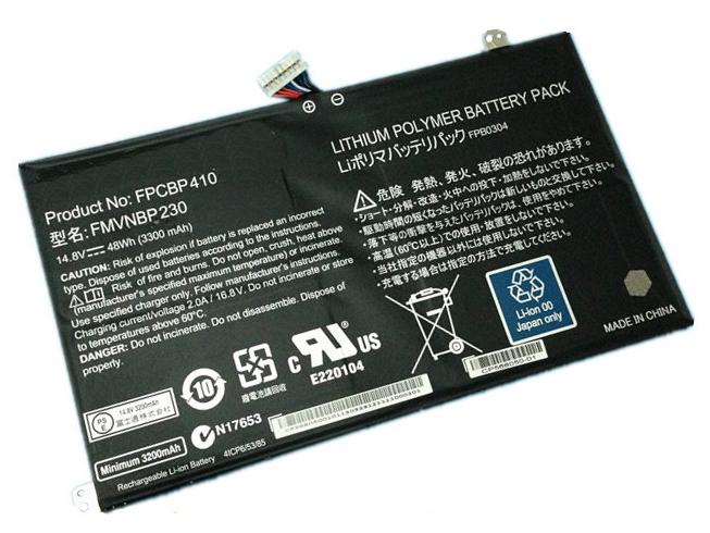 14.8V Fujitsu AKKUS