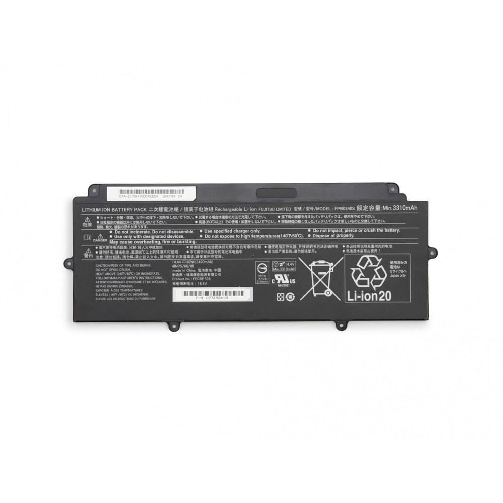 14.4V/16.8V Fujitsu AKKUS