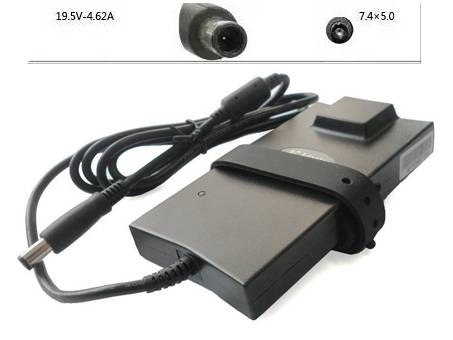 19.5v- 4.62A, 90W DELL Laptop AC Adapter