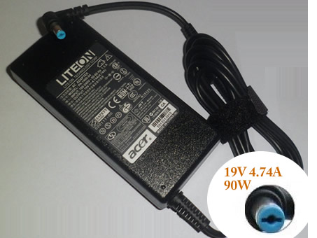 DC 19v 4.74A 90W ACER Laptop AC Adapter