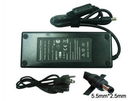 DC 19v 6.3A  120W clevo Laptop AC Adapter