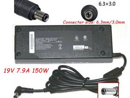 19V 7.9A  150W Gateway Laptop AC Adapter