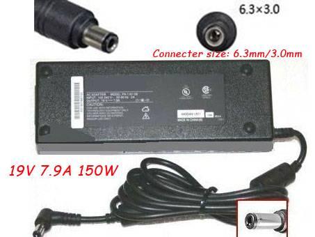 19V 7.9A  150W Gateway Laptop AC Adapter