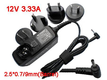 12V 3.33A, Max 40W samsung Laptop AC Adapter