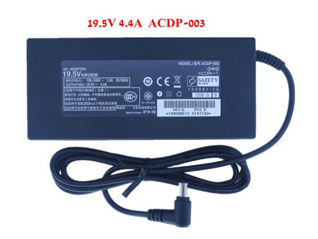 19.5V 4.35A/4.4A 85W Sony AKKUS