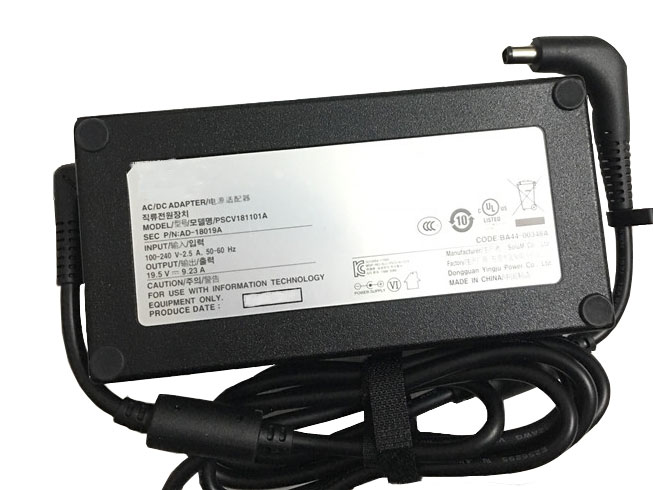 19.5V 9.23A /180W Samsung AKKUS