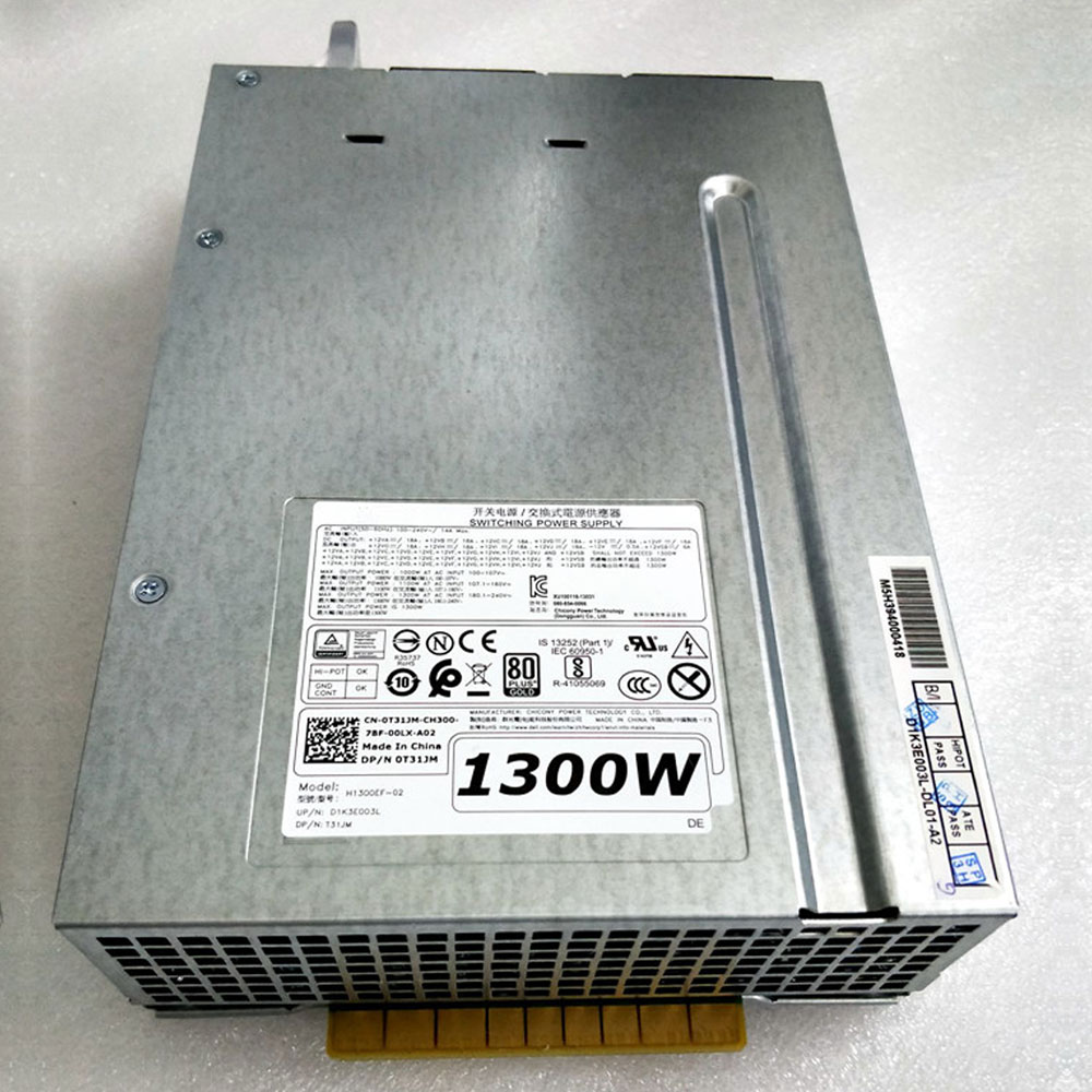 1000W AT AC INPUT 100-107V DELL AKKUS