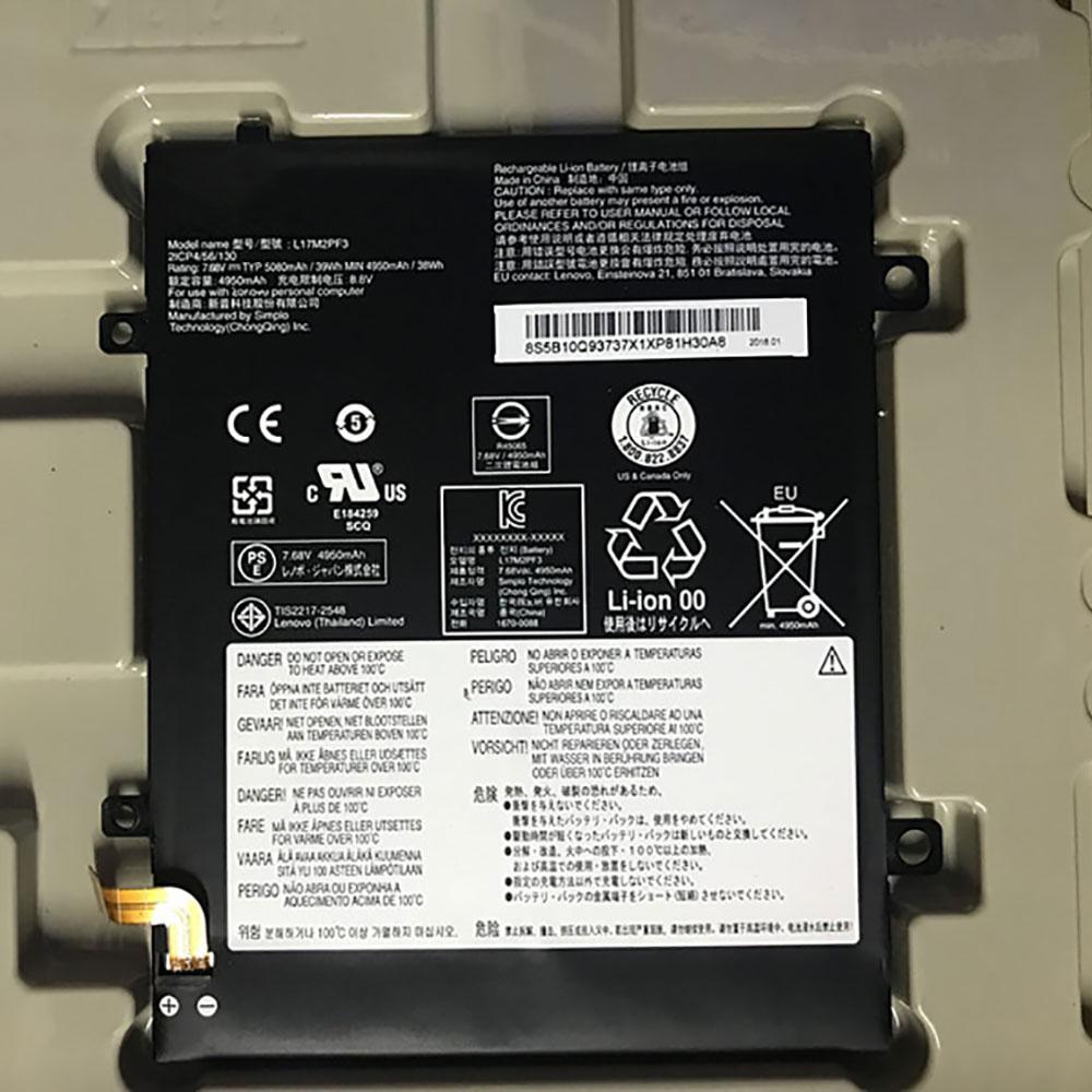 7.68V/8.8V Lenovo AKKUS