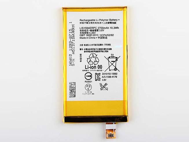 3.8 DVC Sony AKKUS