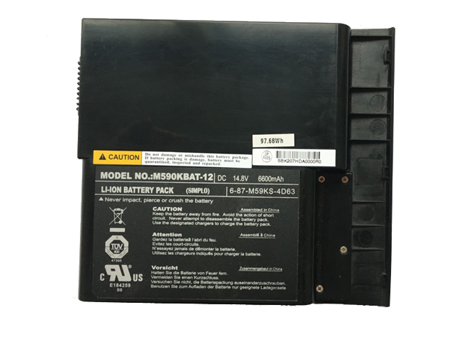 M590KBAT-12notebook akku