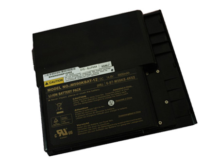 6-87-M59KX-4K62notebook akku