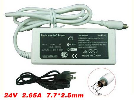 24v,2.65A,65Watt Apple Laptop AC Adapter