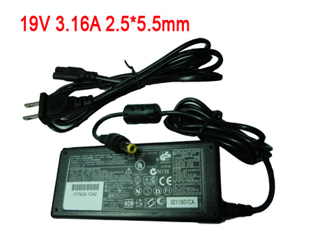19v 3.16A ~ 3.5A DELL Laptop AC Adapter