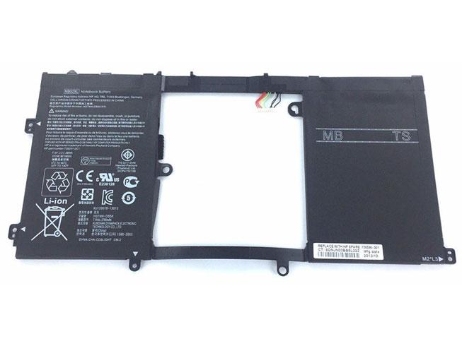 BuyAkkus: HP NB02XL Laptops Akkus für HP HSTNN-DB5K 726241