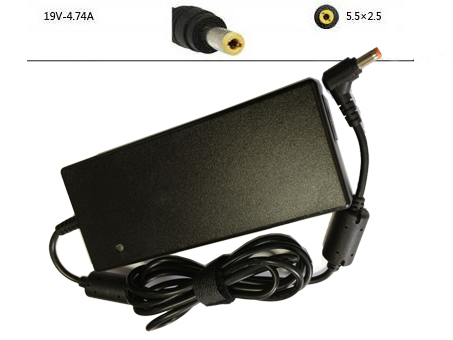 19v 4.74A 90Watts Asus Laptop AC Adapter