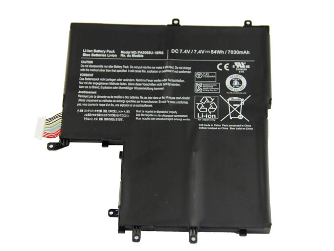 7.4V Toshiba AKKUS
