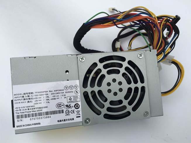 12V 17A +5A,+3.3V,250W Acbel Laptop AC Adapter
