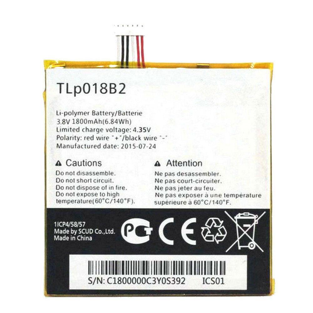 TLP018B2 akku