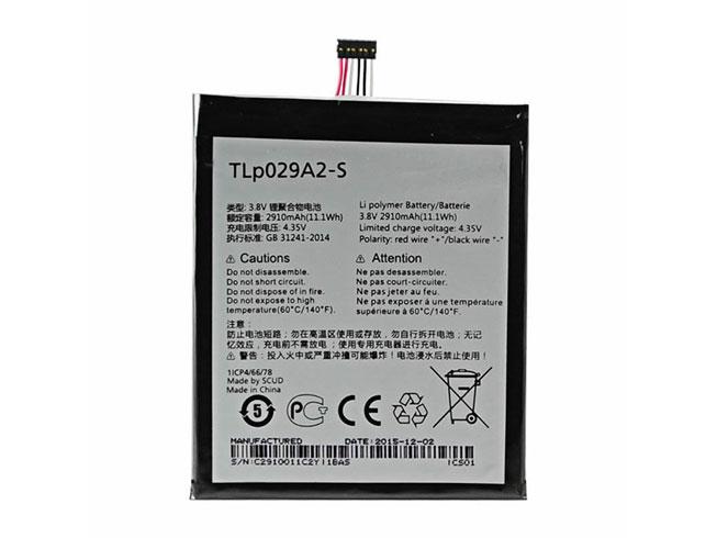 TLP029A2-S akku