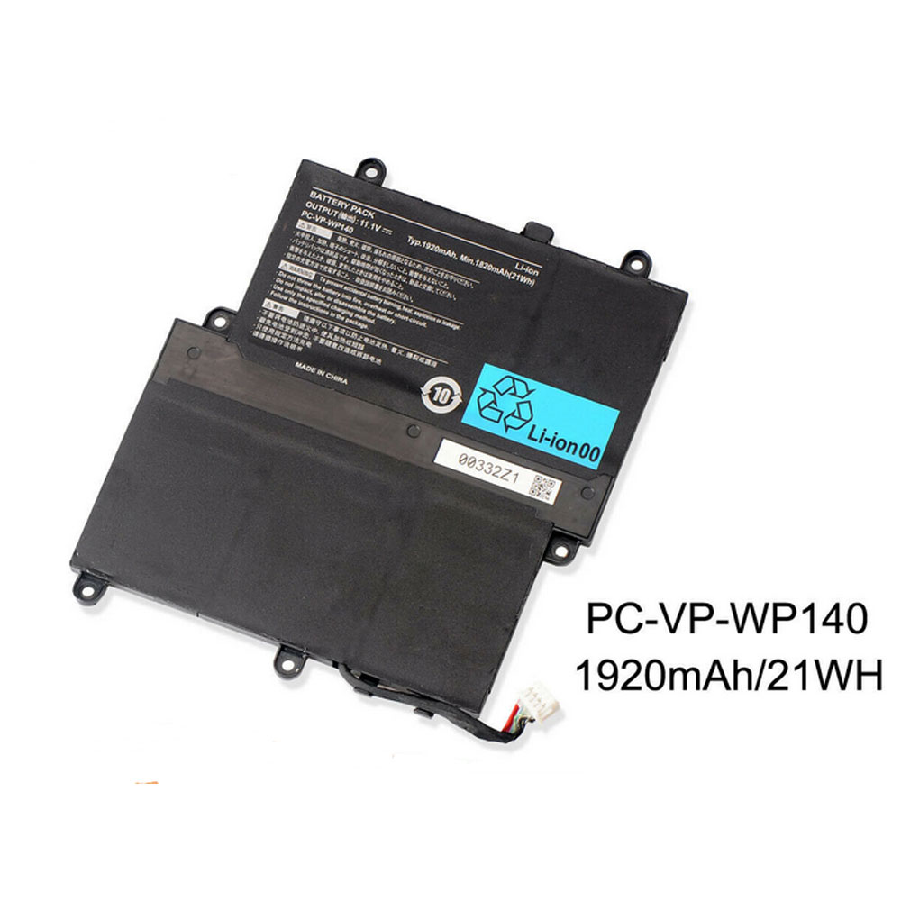 PC-VP-WP140notebook akku